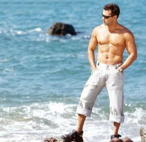 Salman Khan Sexy Stunning Pic
