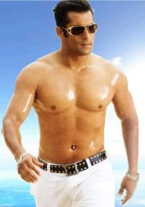Salman Khan Shirtless Sexy Still In Partner