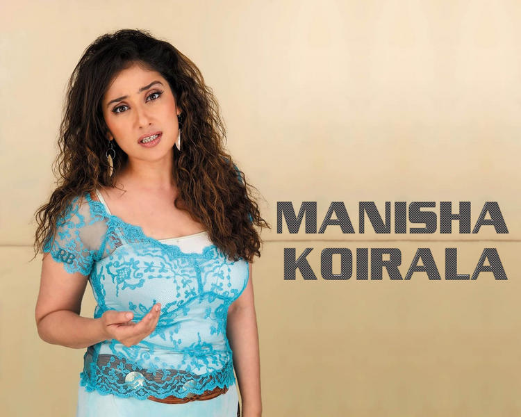 Manisha Koirala Gorgeous Look Wallpaper
