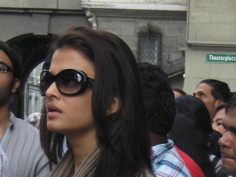 Aishwarya Rai Hot Stylist Photo