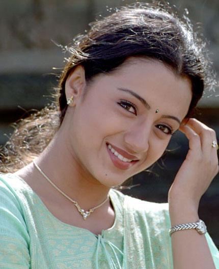 Trisha Krishnan Looking Very Beautiful