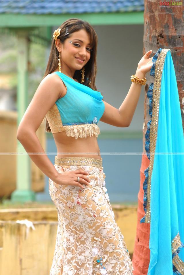 Trisha Krishnan Sexy and Stunning Pic