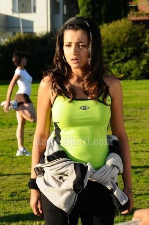 Trisha Krishnan Shocked Face Stunning Pic