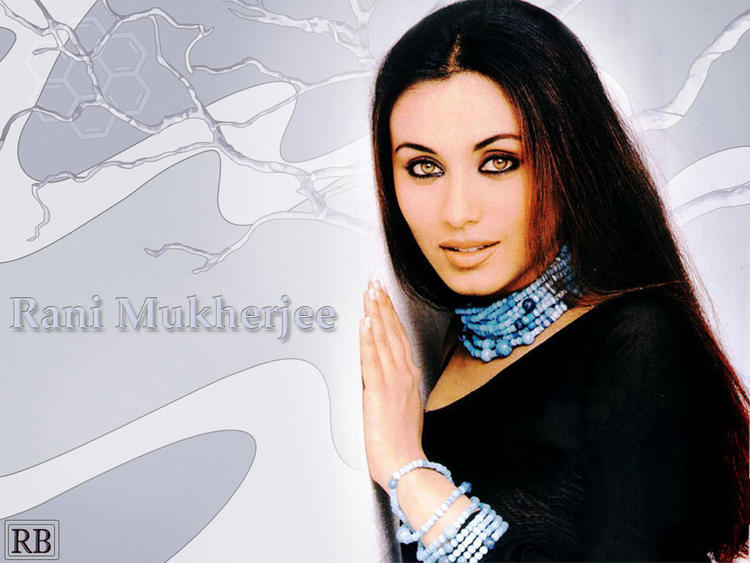 Rani Mukherjee Bold Look Wallpaper