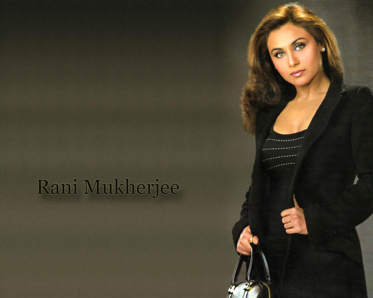 Rani Mukherjee Hot Gorgeous Wallpaper
