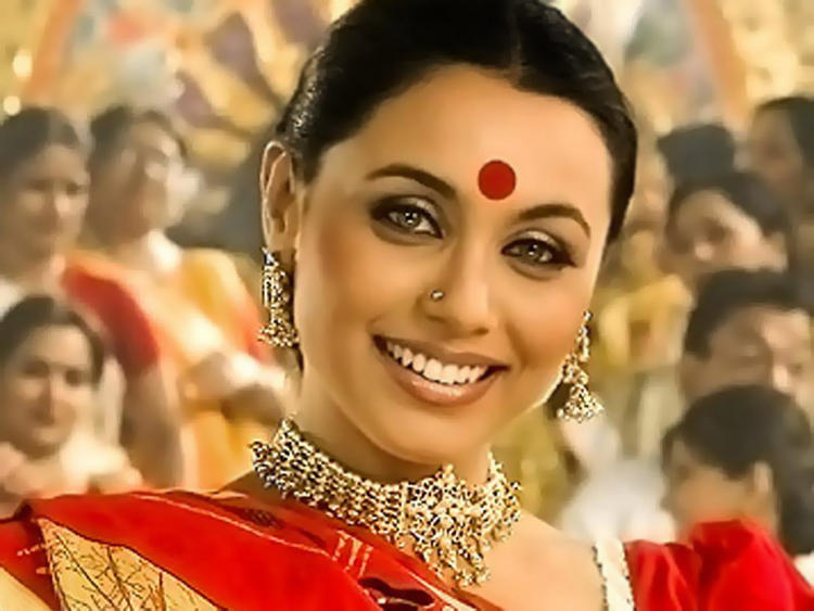 Rani Mukherjee Looking Very Beautiful