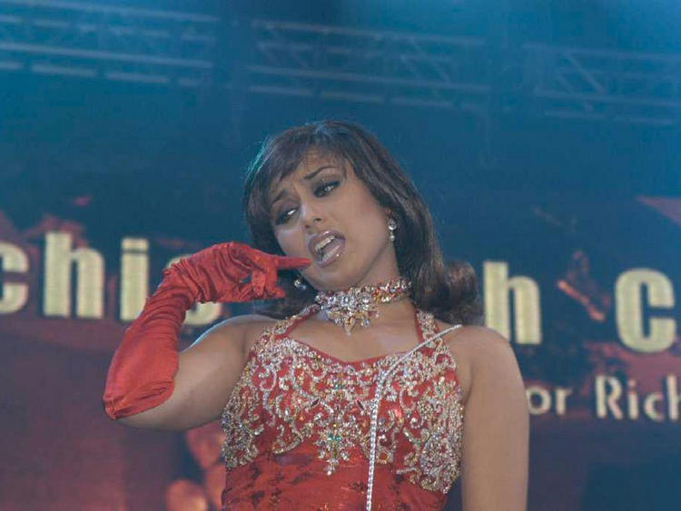 Rani Mukherjee Sexy Dance Still