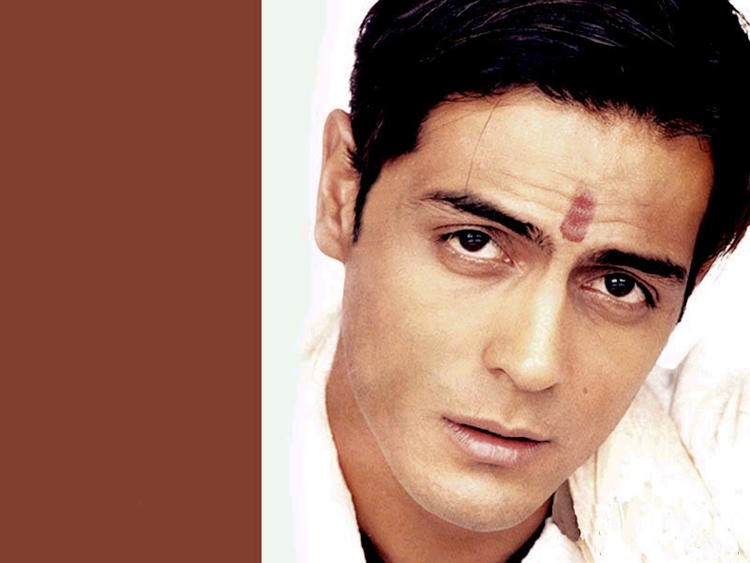 Arjun Rampal Cool Face Look Wallpaper