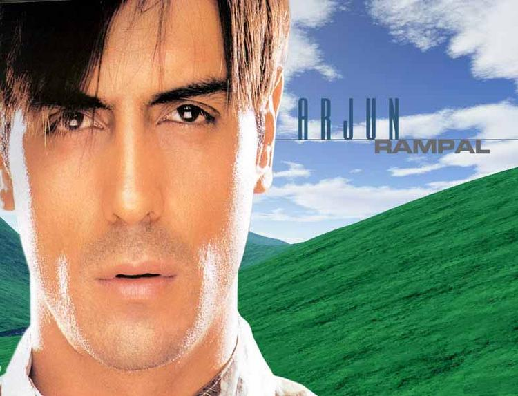 Arjun Rampal Hot Eyes Wallpaper