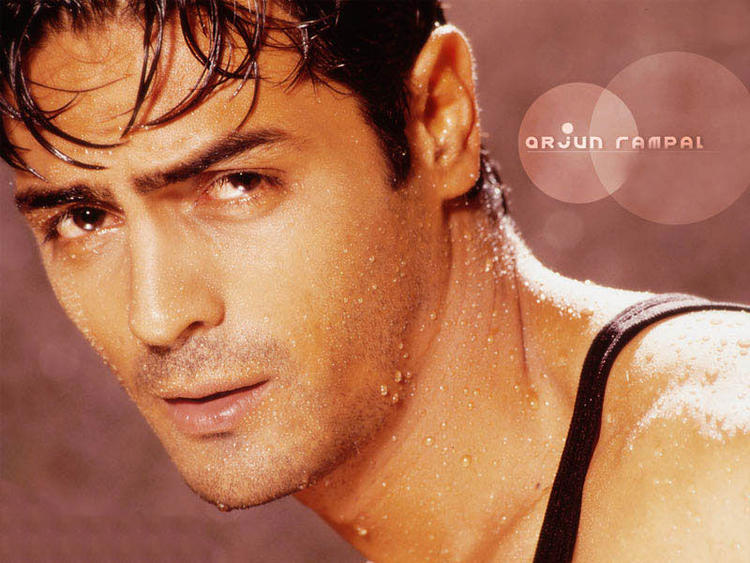 Arjun Rampal Hot Looking Wallpaper