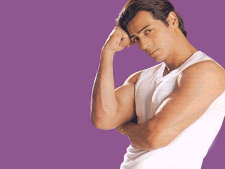 Arjun Rampal Hottest Body Show Wallpaper