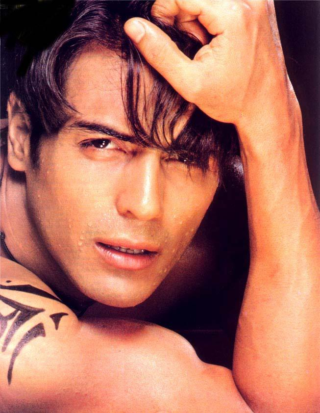 Arjun Rampal Tattoo Show Wallpaper