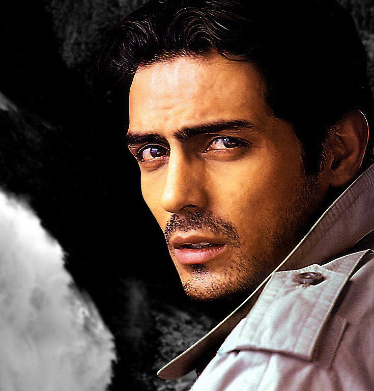 Bollywood Superstar Arjun Rampal Wallpaper