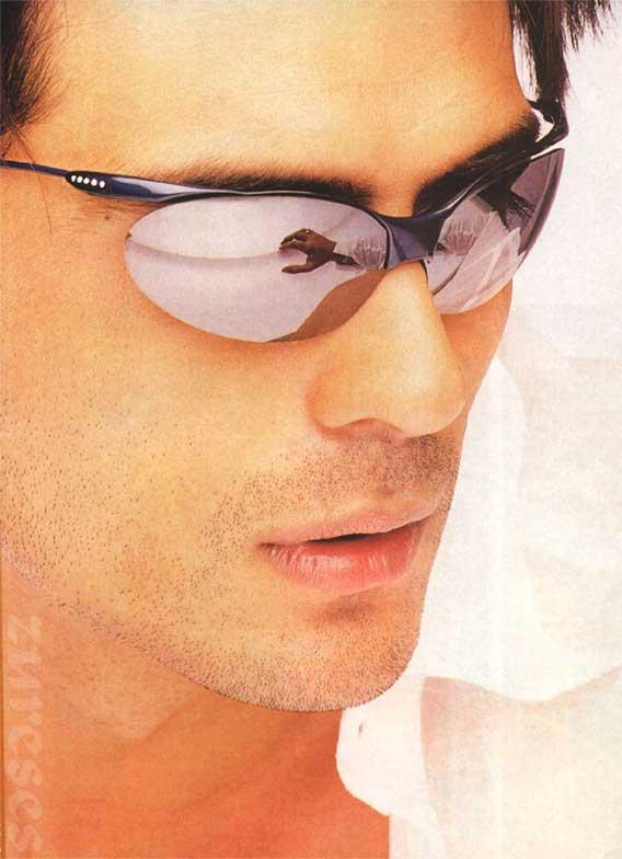 Sexy Arjun Rampal Hot Look Wallpaper