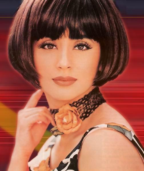 Urmila Matondkar Cool Hair Style Wallpaper