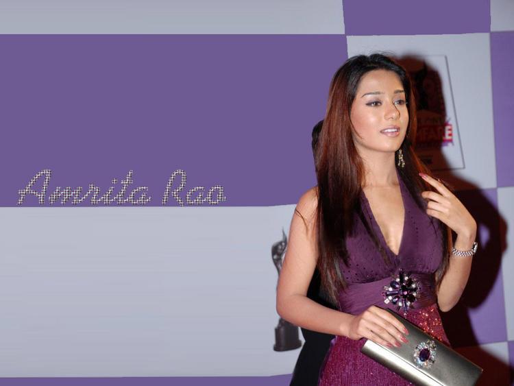 Amrita Rao Sexy Dress Glamour Wallpaper