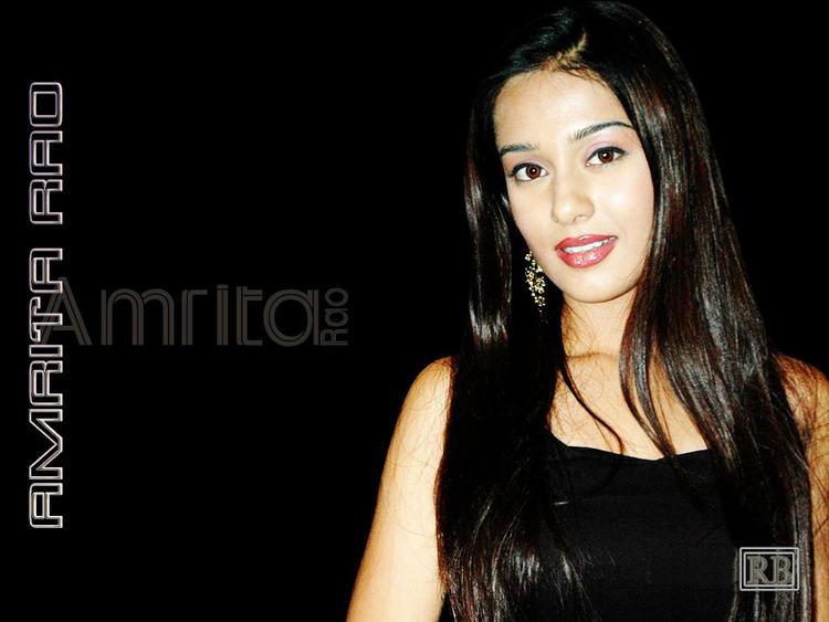 Gorgeous Beauty Amrita Rao Awesome Look
