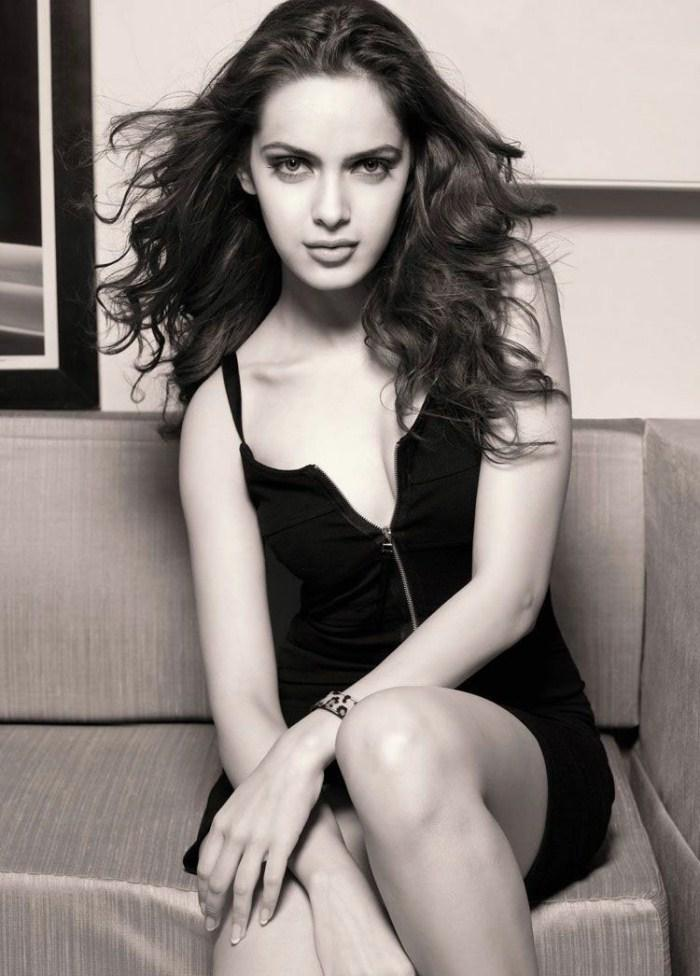 Shazahn Padamsee Sexy Pose Photo Shoot