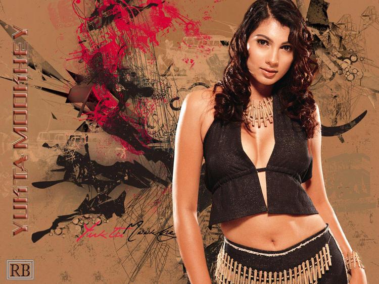 Yukta Mookhey Bold Look Wallpaper