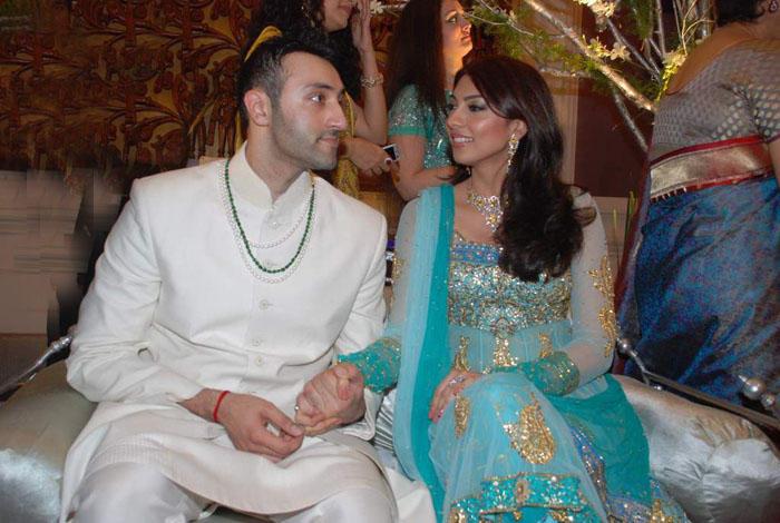 Yukta Mookhey With Prince Tuli
