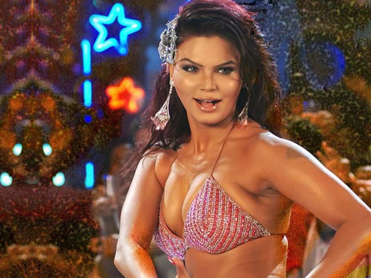 Rakhi Sawant Sexiest Look Wallpaper