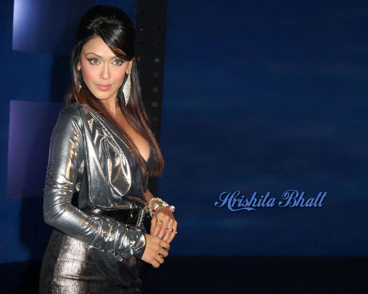 Bold Actress Hrishita Bhatt Wallpaper