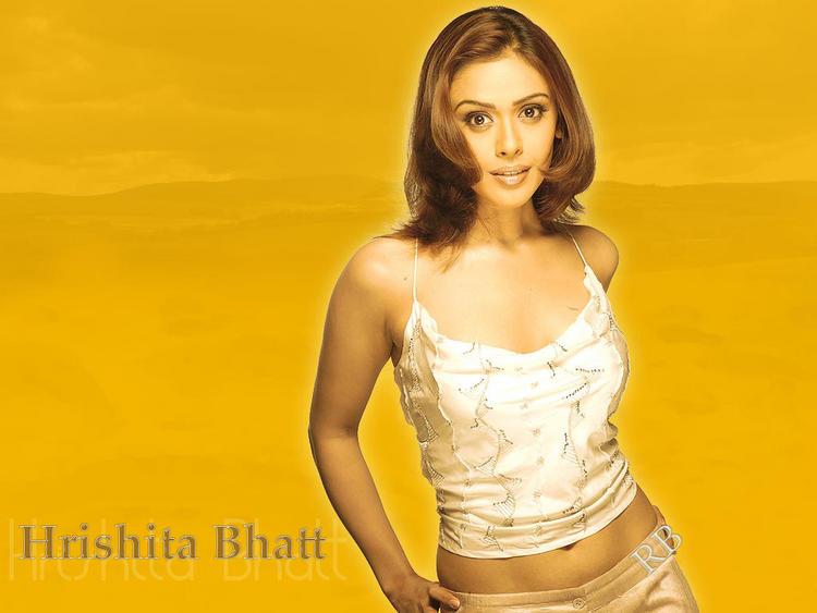 Hrishita Bhatt Sexy Look Wallpaper