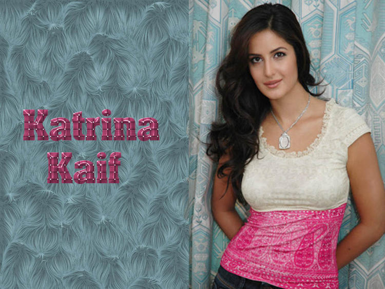 Beauty Queen Katrina Kaif Wallpaper