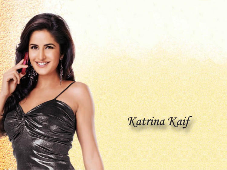 Crazy Actress Katrina Kaif Wallpaper