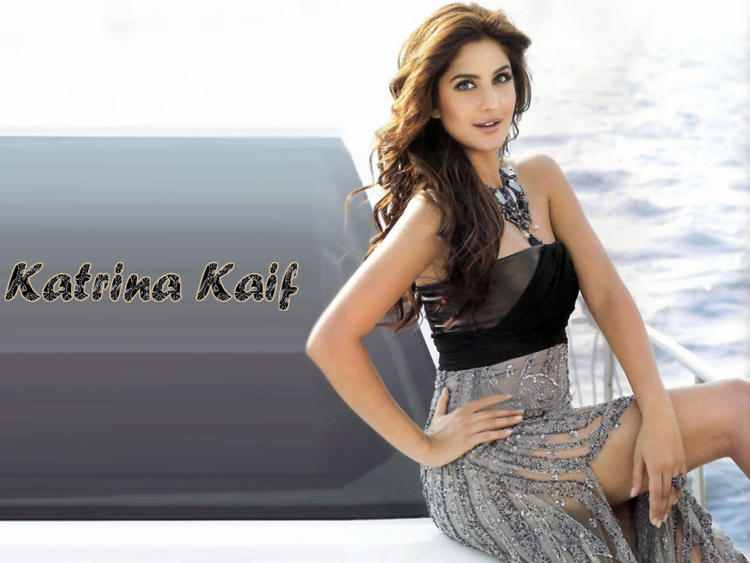 Stunning Beauty Katrina Kaif Wallpaper