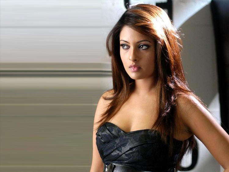 Riya Sen Stunning Hair Wallpaper