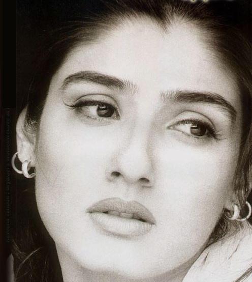 Raveena Tandon Beautiful Eyes Still