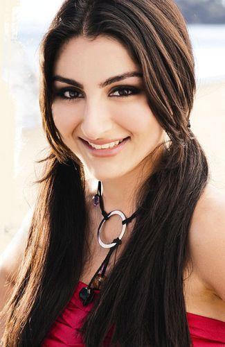 Soha Ali Khan Cute Hair Style Beauty Still