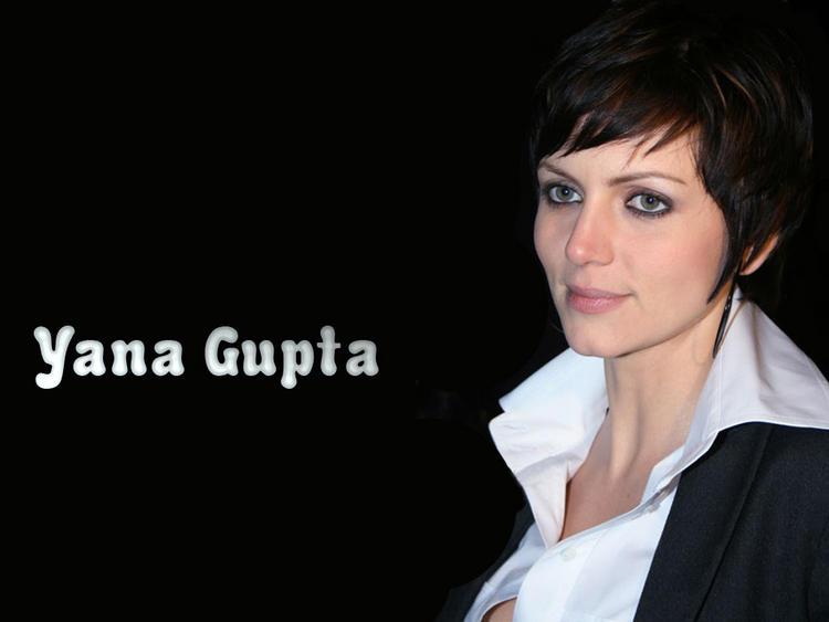 Glory Face Yana Gupta Wallpaper