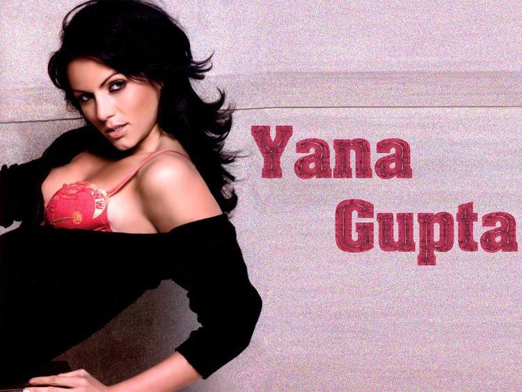 Yana Gupta Bold and Hot Wallpaper