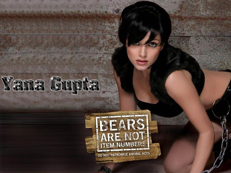 Yana Gupta Hot and Killer Look Wallpaper