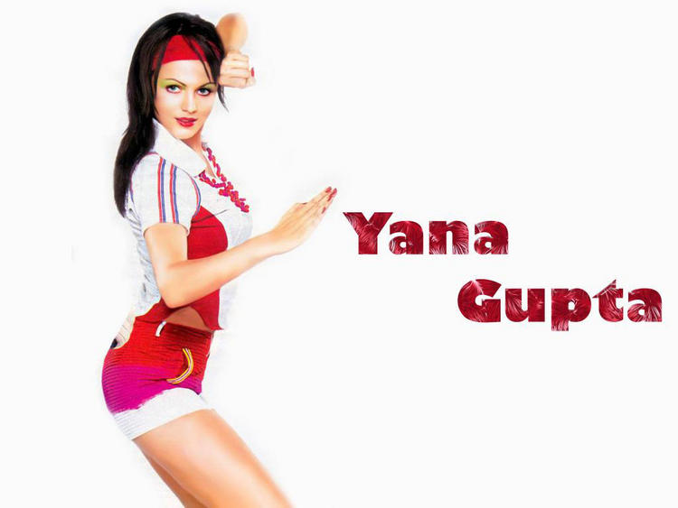 Yana Gupta Latest Hot Sexy Still