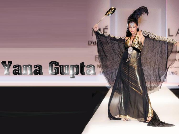 Yana Gupta Latest Wallpaper In Amazing Dress
