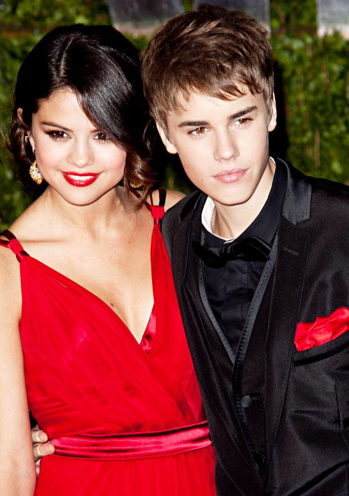 Selena Gomez and Justin Bieber Latest Pic
