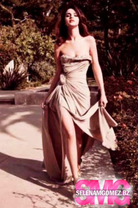 Selena Gomez Elle Magazine Photo Shoot