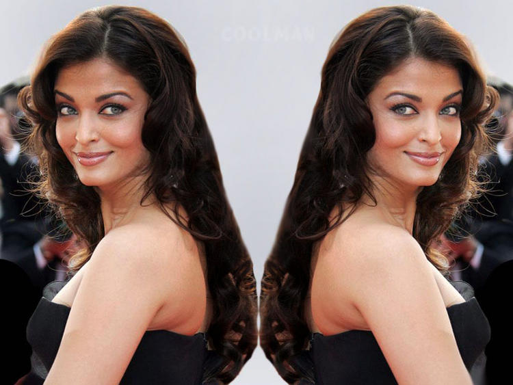 Aishwarya Rai Smiling Image