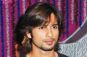 Shahid Kapoor Latest Hair Style Pic