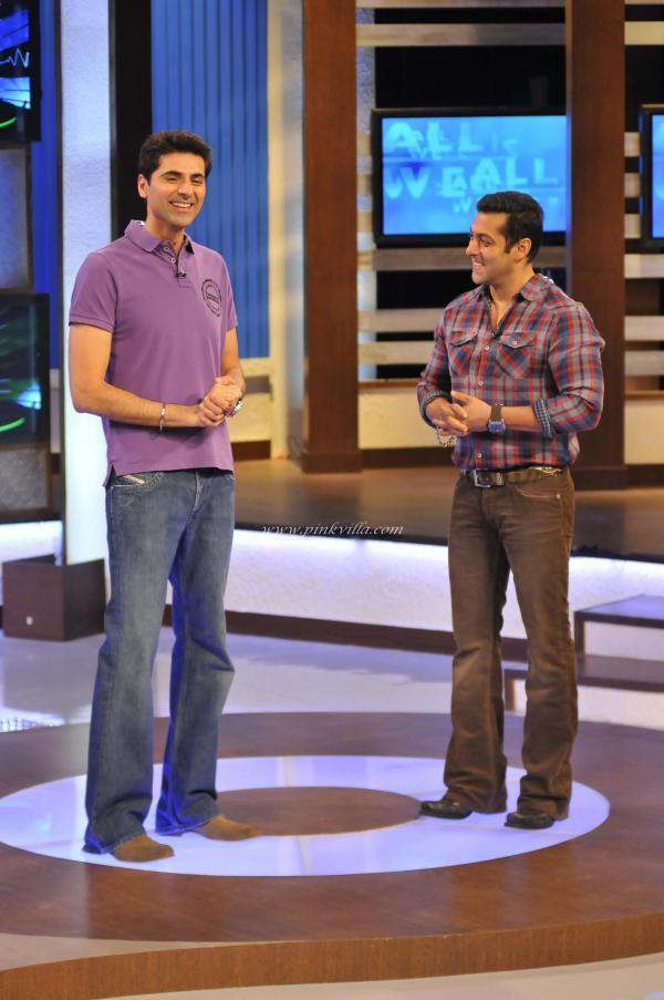 Salman Khan on All Is Well