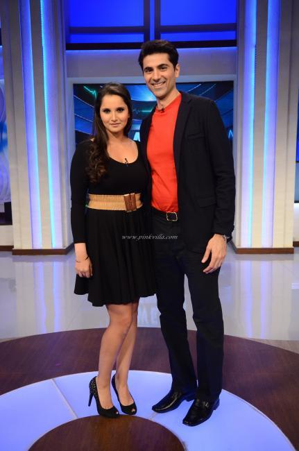 Sania Mirza on All Is Well