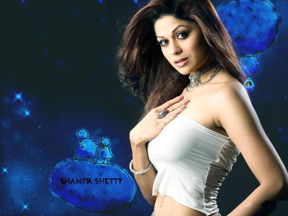 Shamita Shetty Hot and Sexy Photo