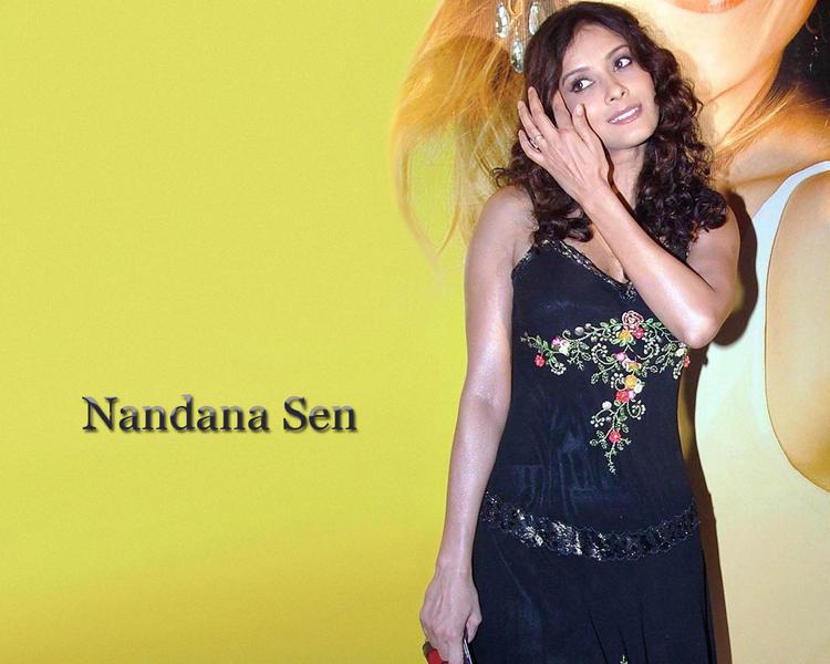 Sexy Actress Nandana Sen Wallpaper