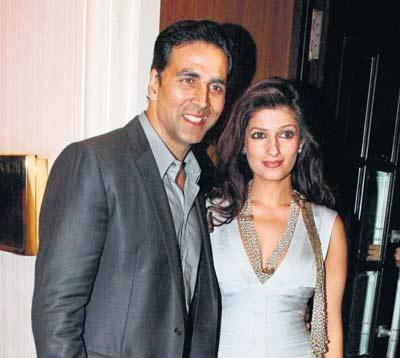Akshay and Twinkle Gorgeous Pic