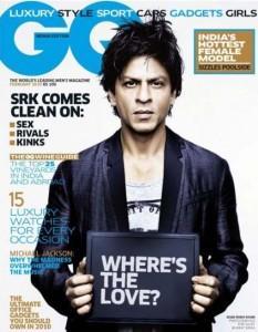 Shahrukh Khan GQ Still