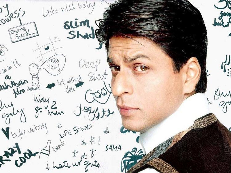 Shahrukh Khan Sexy Look in MHN