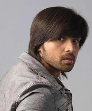 Himesh Reshammiya Hot Hair Style